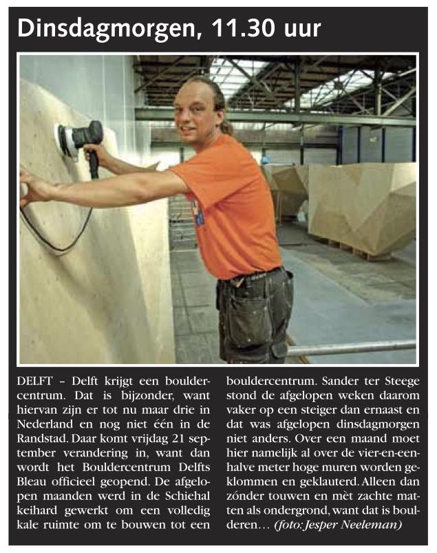 Delft op Zondag August 26th 2012